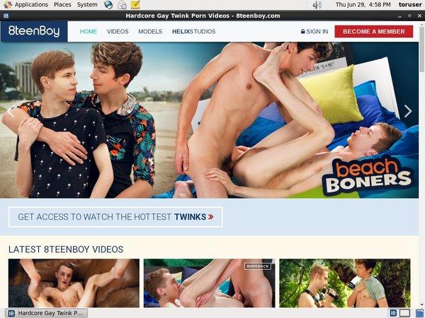 8teenboy.com With Ukash