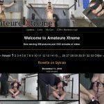 Amateure Xtreme Promo Discount