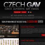 Cracked Czechgav.com Account