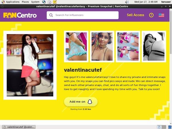 Discounted Valentinacutefantasy Membership