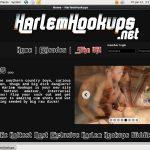 Harlem Hookups Logins For Free