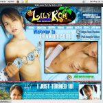 Lilykoh.com New Password