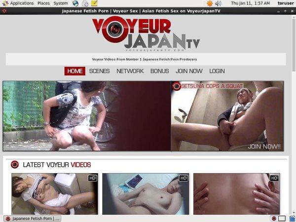Voyeur Japan TV Ccbill