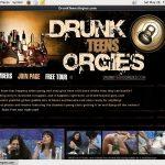 Free Trial For Drunk Teens Orgies