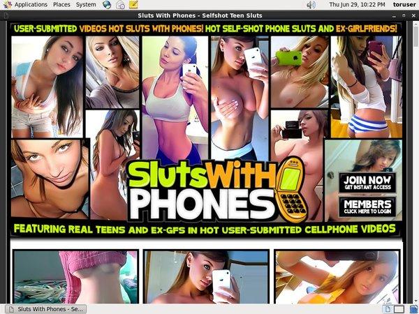 Slutswithphones Join By EU Debit