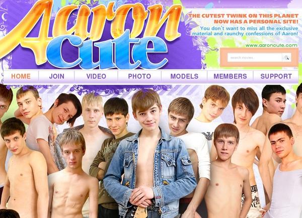 Aaron Cute Pass Free