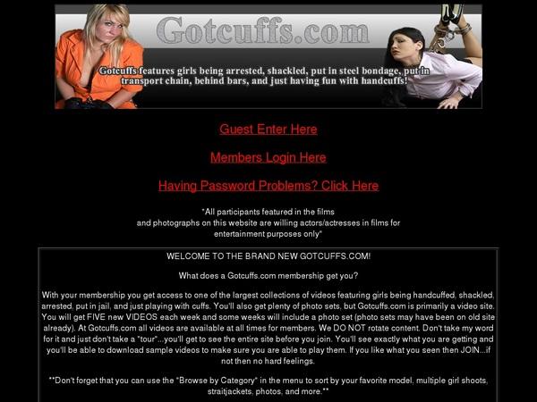 Full Free Gotcuffs.com